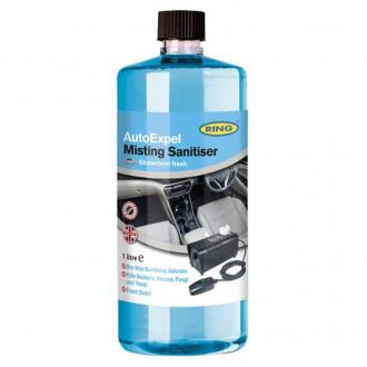 Liquido  igienizzante auto  per Ring Auto Expel...