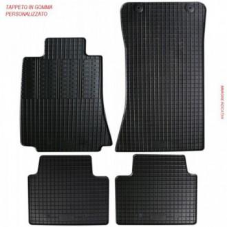 Tappeti in gomma su misura  FIAT 500C Abarth  (312)  09→ 15→