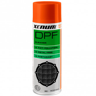 Additivo  Xenum  DPF Cleaner per la pulizia del...