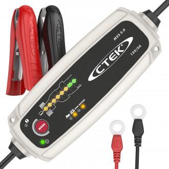 Carica batteria   CTEK MXS 5.0   completamente...