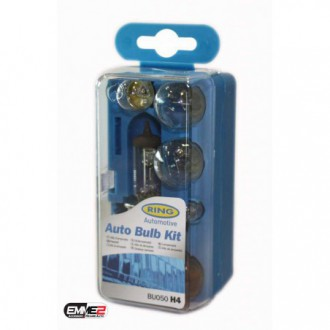 Mini Trousse Ring per auto H4