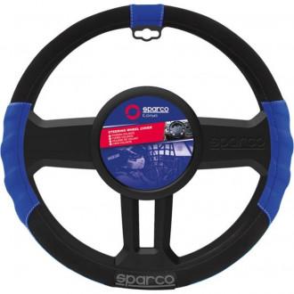 Coprivolante  Sparco  Sport Line  Blu-Nero