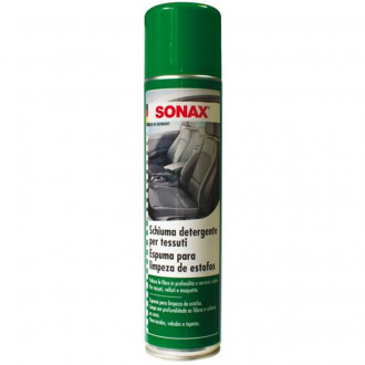 Schiuma detergente Sonax per tessuti auto e...
