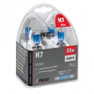 Lampada alogena Pilot Blu-Xe 12V - H7 Ultra...