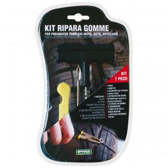 Kit per riparare pneumatici tubeless di auto e...