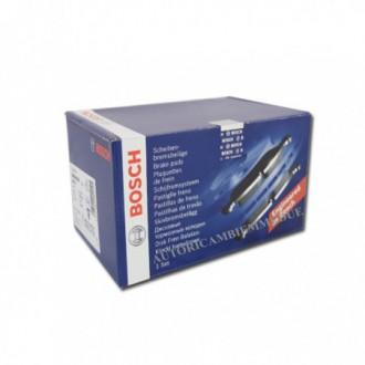 Kit Pastiglie Freno Bosch Citroen C2-C3 WVA 23407