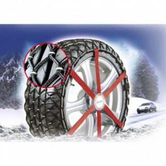 Coppia catene neve composite Michelin  Easy...