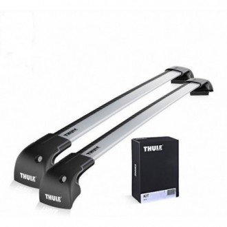 Portatutto Thule WingBar Edge completo di Kit...