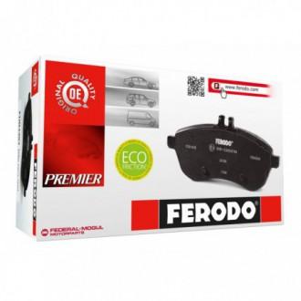 Kit Pastiglie Freno Ferodo WVA 21202