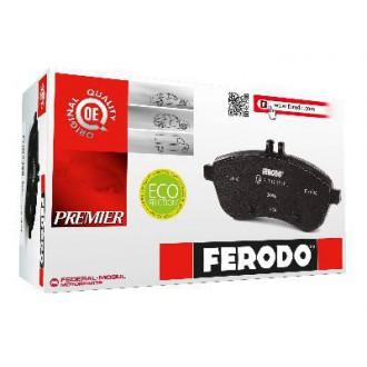 Kit Pastiglie Freno Ferodo  WVA 23832-23833-23844