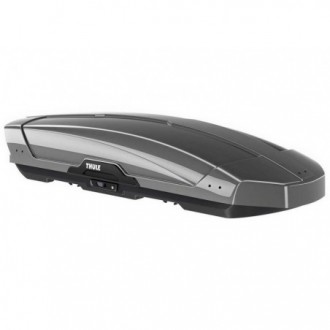 Box auto da tetto Thule Motion XT XL Titanio...