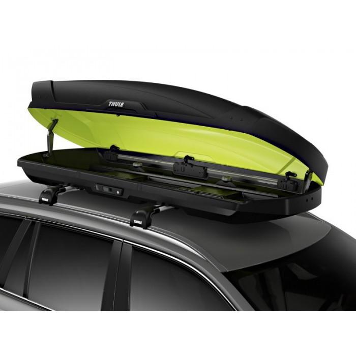 Box auto da tetto Thule Motion XT Limited Edition Nero Opaco