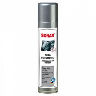 Nerogomme schiuma Sonax