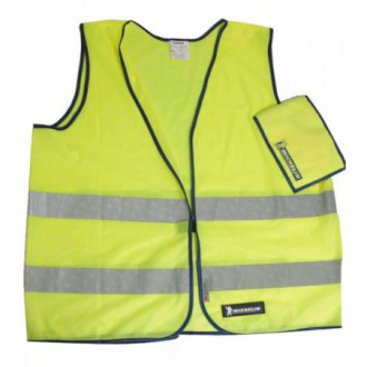 Gilet di sicurezza Michelin alta visibilità