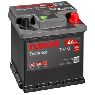 """Batteria Auto Tudor Technica   TB 440  """"44 Ah"""""""