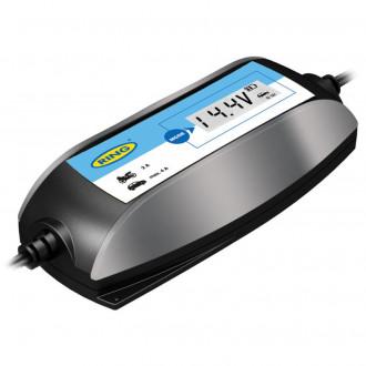Caricabatteria elettronico di mantenimento Multistadio Ring Slim