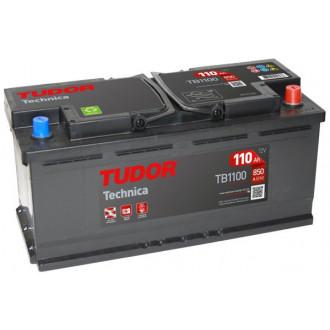 """Batteria Auto Tudor Technica   TB 1100    """"110..."""