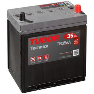 """Batteria Auto Tudor Technica   TB 356 """"35 Ah """""""