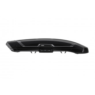 Box auto da tetto Thule Vector M Black Metallic...