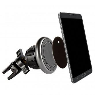 Supporto magnetico da bocchetta per cellulari