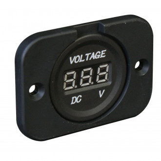 Voltmetro digitale 5V-30V DC