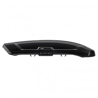 Box auto da tetto Thule Vector L Black Metallic...