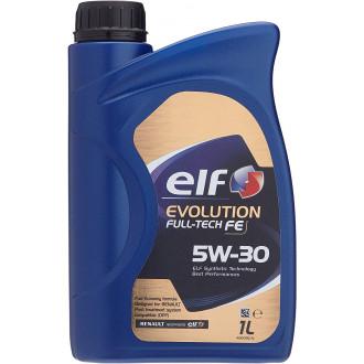Olio motore Elf Evolution Full-Tech FE 5W30