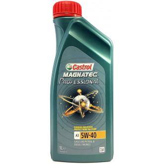 Olio Motore Castrol Magnatec 5W-40  Sintetico 100%