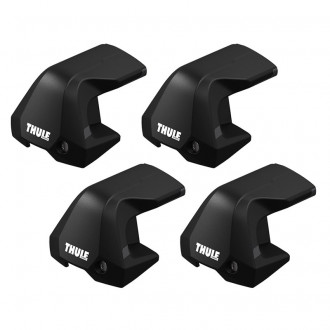 Set 4 piedi Thule Edge Clamp 7205 per barre...