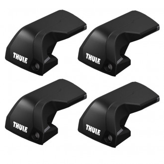 Set 4 piedi Thule Edge Flush Rail 7206 per...