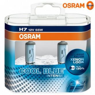 OSRAM COOL BLUE INTENSE H7 Lampada alogena per...