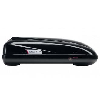 Box da Tetto Modula Belunga 460 XL Nero Lucido