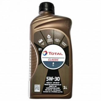 Olio Motore TOTAL CLASSIC C3  5W/30   Sintetico...