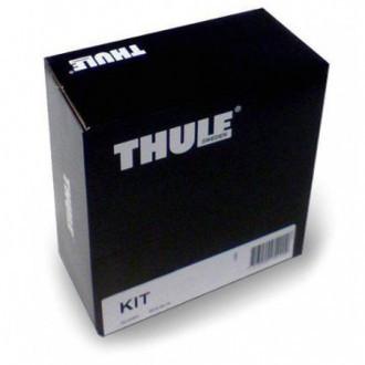 Thule Kit Evo Clamp 5165 per Bmw X2  con tetto...