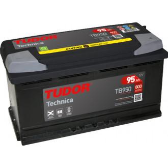 """Batteria Auto Tudor Technica   TB 950 """"95 Ah """""""