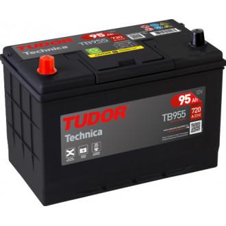 """Batteria Auto Tudor  Technica TB 955   """"95 Ah """""""