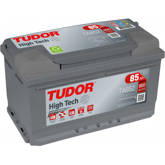 "Batteria Auto Tudor High Tech   TA 852 ""  85 Ah """