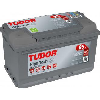 "Batteria Auto Tudor High Tech   TA 852 ""  85 Ah """