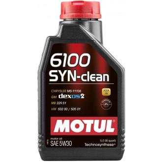 Olio  motore  Motul  SYN Clean   5W30