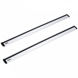 Serie di barre portatutto in alluminio  Thule...