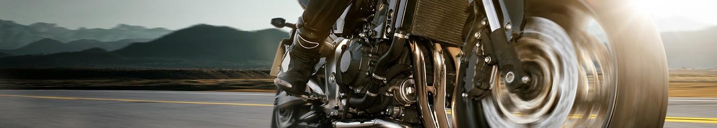 Vendita di accessori e ricambi per moto e scooter