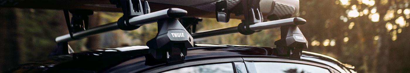 vasta scelta di portatutto  thule  vendita kit completi Thule