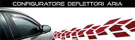 Configuratore deflettori aria