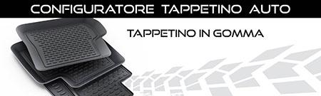 Configuratore tappetini gomma
