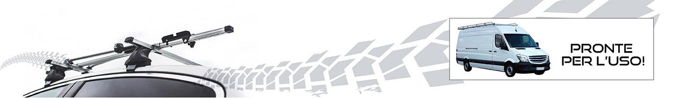 Configuratore barre portatutto per veicoli commerciali | Autoricambi Emmedue