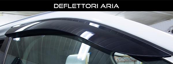 Trova i deflettori per la tua auto